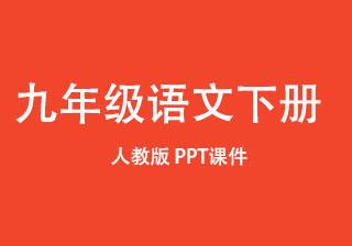 【人教版】九年级语文下册PPT课件